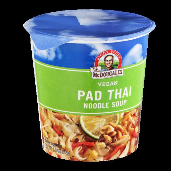 Dr. McDougall's Vegan Noodle Soup Pad Thai