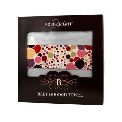Bebe au Lait Hooded Towel, Soft Spot, Baby