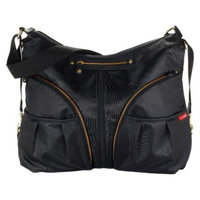 Skip Hop Versa Expandable Diaper Bag Black by