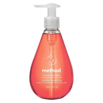 method honeycrisp apple hand wash