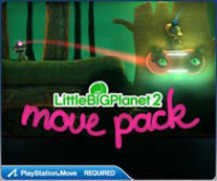 Sony Computer Entertainment LittleBigPlanet 2 Move Pack DLC