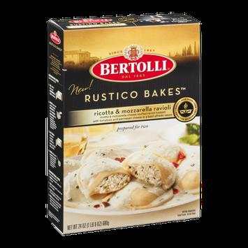 Bertolli Rustico Bakes Ricotta & Mozzarella Ravioli