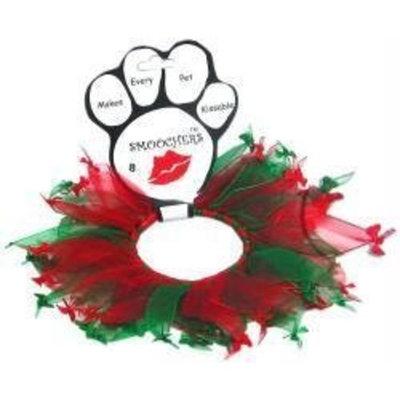 Mirage Dog Supplies Christmas Bones Smoocher Medium .