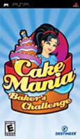 Destineer Cake Mania Baker's Challenge