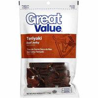 Great Value : Teriyaki Beef Jerky