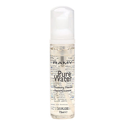 Ramy Pure Water Candy Scent Facial Cleansing Mousse & Makeup Remover