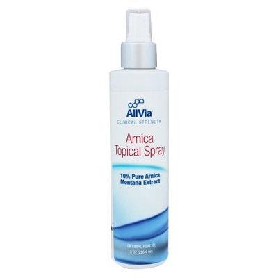 AllVia - Arnica Topical Spray - 8 oz.