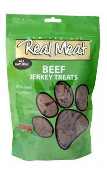Real Meat Company 80027 4oz Beef Treats for Dogs