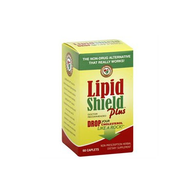 New Health Corp. New Health Lipid Shield Plus (60 Capsules)