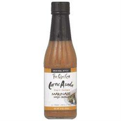 Ojai Cook Carne Asada Marinade and Cooking Sauce 8 oz