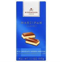 Niederegger Marzipan Bar Marzipan Milk 3.5 OZ -Pack Of 12