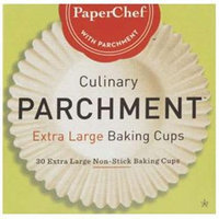 PaperChef Culinary Parchment X-Large Baking Cups (30 ct)