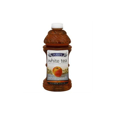 Inko's Tea Rtd Wht Peach 64 FO -Pack Of 8