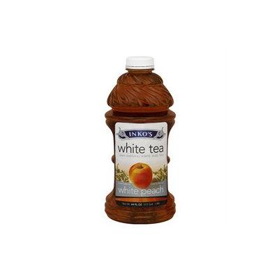 Inko's Tea Rtd Wht Peach 64 FO -Pack Of 8