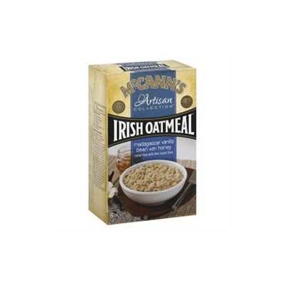 Mccann S Irish Oatmeal Oatmeal Inst Van Honey, Pack of 6
