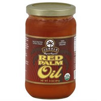 Jungle Products - Organic Red Palm Oil - 14 oz.