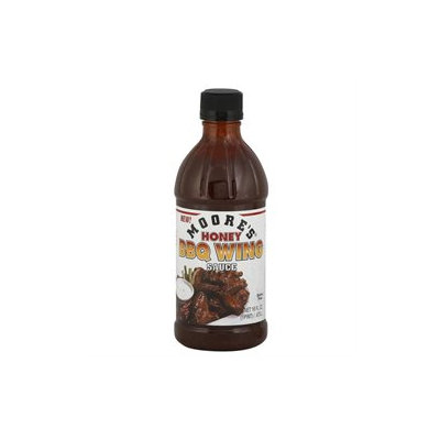 Moore Sauce Wing Bbq Honey -Pack of 6