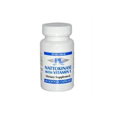 Progressive Laboratories Nattokinase Plus - 60 Softgel Capsules