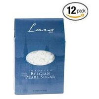 Chicago Importing Co. Lars Own Belgian Pearl Sugar - 6 Packages (8 oz ea)