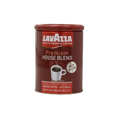 LavAzza Ground Coffee Premium House Blend - 10 oz