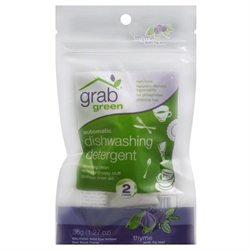 Grabgreen Auto Dishwash Detergent - Thyme W/F(Case of 48)