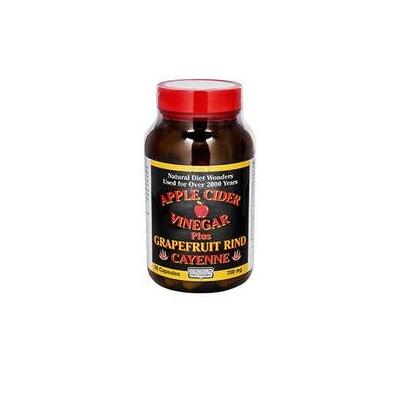 Only Natural - Apple Cider Vinegar Plus 700 mg. - 90 Capsules