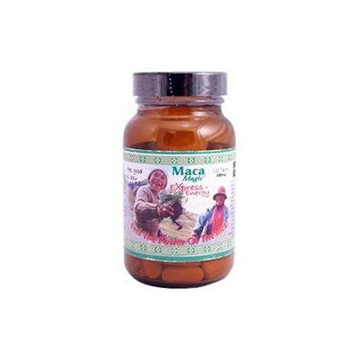 Maca Magic - Express Energy 500 mg. - 100 Tablets