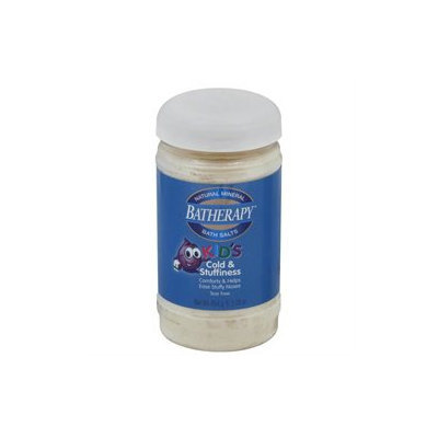 Queen Helene Beauty Products Mineral Bath Salt Kids Cold & Flu 12 Oz