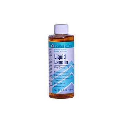 Home Health Liquid Lanolin - 4 fl oz