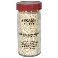 Morton & Bassett All Natural Sesame Seed - 2.4 oz