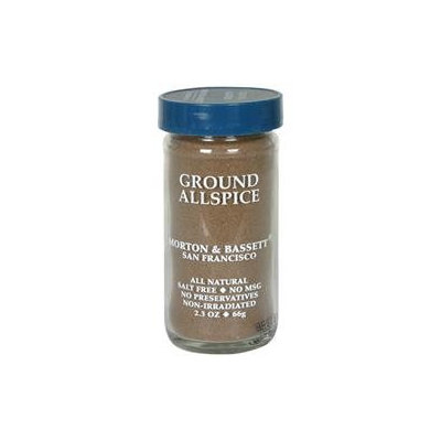 Morton & Bassett Ground Allspice - 2.3 oz