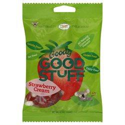 Goody Good Stuff Strawberry Cream Gummies, 3.5 oz