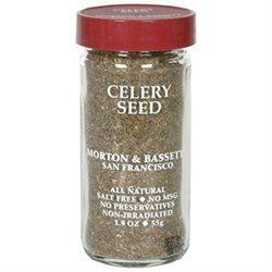 Morton & Bassett Morton and Bassett Spices Celery Seed, 1.9 oz, - Pack of 3
