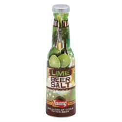 Twang Beer Salt, Lime, 1.4 oz Bottles, 24 pk