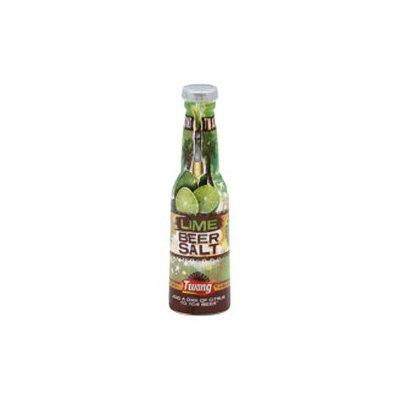 Twang Beer Salt, Lime, 1.4 oz Bottles, 24 pk