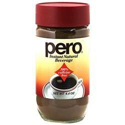 Pero Coffee Substitue Instant Beverage Jars, 4.4 oz