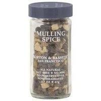 Morton & Bassett Morton and Bassett Spices Mulling Spice, 1.7 oz, - Pack of 3