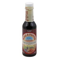 Try Me Worcestershire Sauce Wine & Pepper 5 Oz Pack Of 6