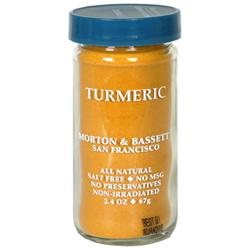 Morton & Bassett Turmeric Powder - 2.4 oz