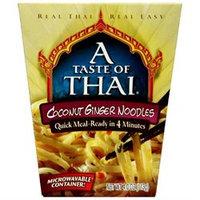 A Taste of Thai Quick Meal Coconut Ginger Noodles Gluten Free - 4 oz