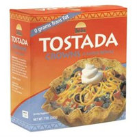 Del Oro Tostada Crown 8In 4 PC (Pack Of 6)