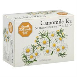 Onno Behrends Onno Behrends Chamomile Tea 50 Count Pack Of 10