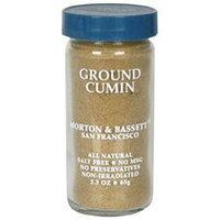 Morton & Bassett Ground Cumin - 2.3 oz