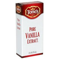 Tone's Extract Pure Vanilla -Pack of 12