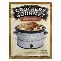Crockery Gourmet Seasoning Mix Pork 2.5 oz