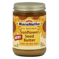 MaraNatha All Natural Sunflower Seed Butter - 12 oz