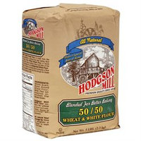 Hodgson Mill Flour Wheat 50/50 -Pack of 6