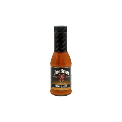 Jim Beam Sauce Ky Brbn Wing -Pack of 6