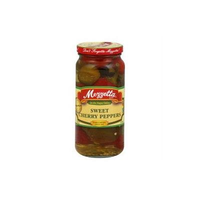 Mezzetta Sweet Cherry Peppers, 16 fl oz