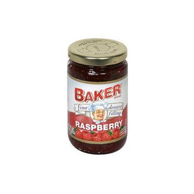 Baker S Secret Filling Raspbry 10 OZ, Pack Of 12